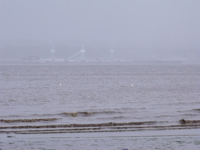Tidal advance on the Forth estuary