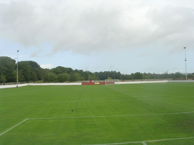 Thackley AFC Football Ground - Ainsbury Avenue