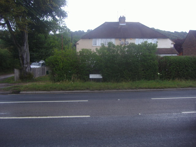 Pilgrims Way Cottages, Betchworth