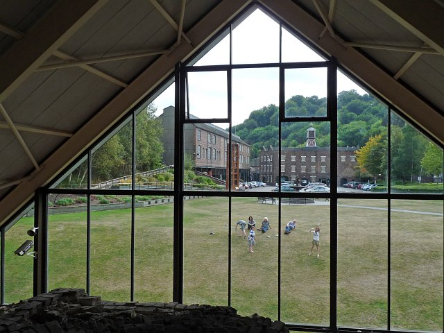 The Museum of Iron, Coalbrookdale