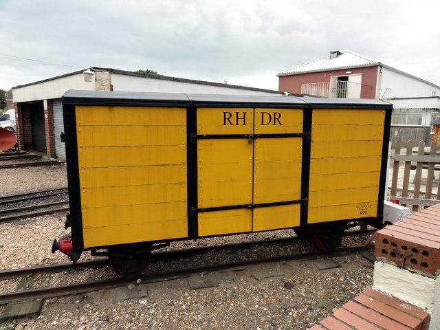 New Romney, RH&DR Wagon No. 999