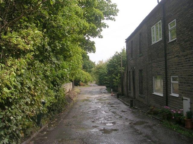 Mitchell Lane - Ellar Carr Road