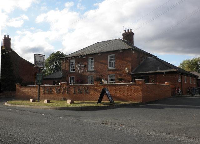 The Wye Inn, Holme Lacy Road, Putson