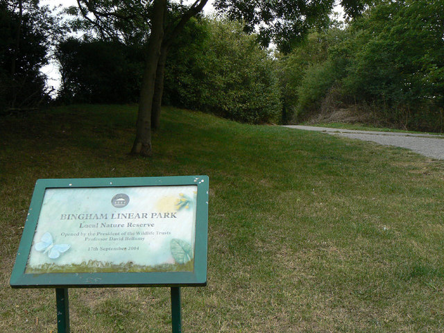 Bingham Linear Park