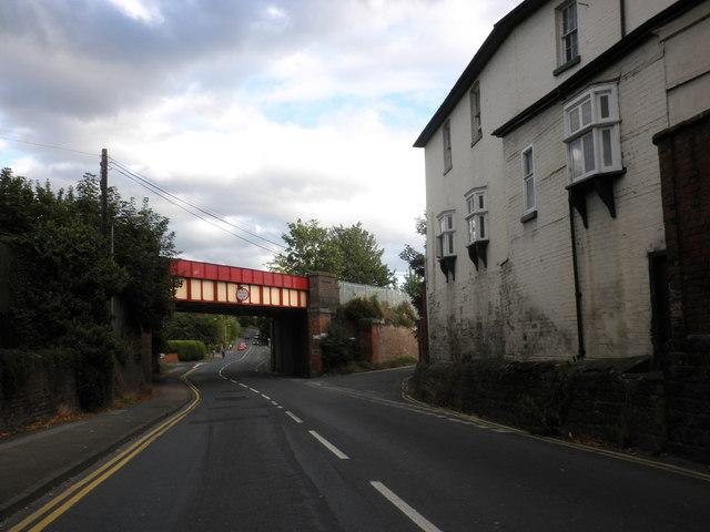 Railway bridge, Bartonsham