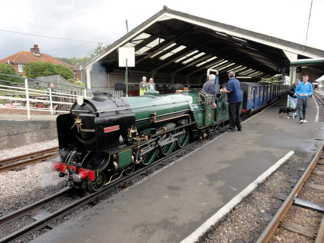 New Romney, RH&DR Engine No. 7
