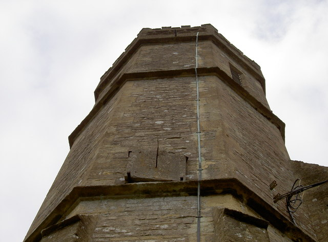 St Giles tower, Standlake