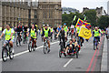TQ3079 : London Sky Ride 2011 by Richard Croft