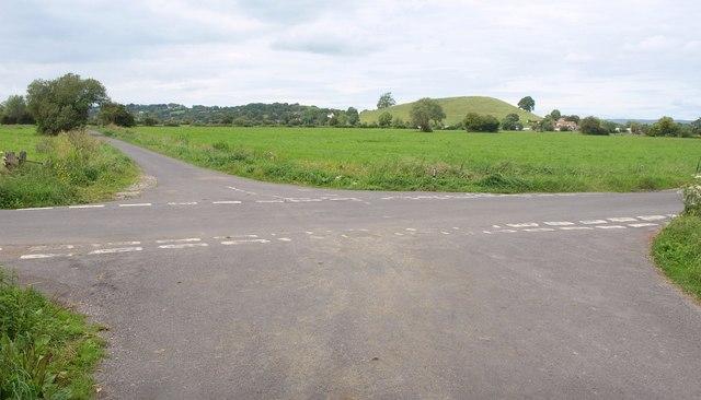 Crossroads on the levels