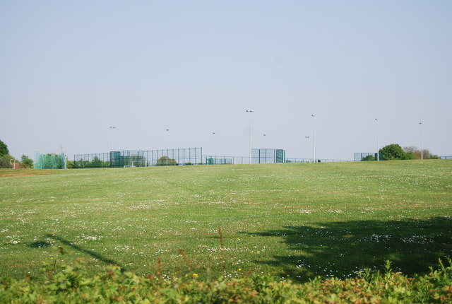 Playing fields, Mascalls School