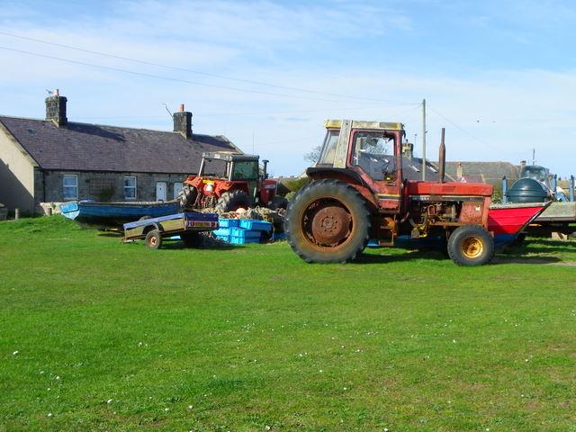 Tractors, Boulner