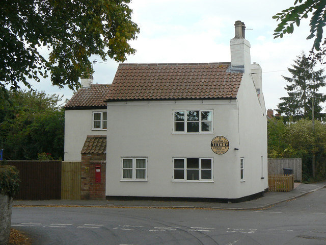 Corner Cottage, Tithby
