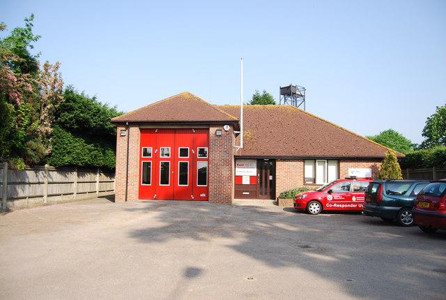 Paddock Wood Fire Station