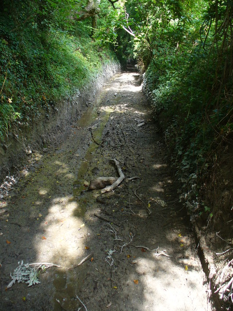 Sunken Water Lane