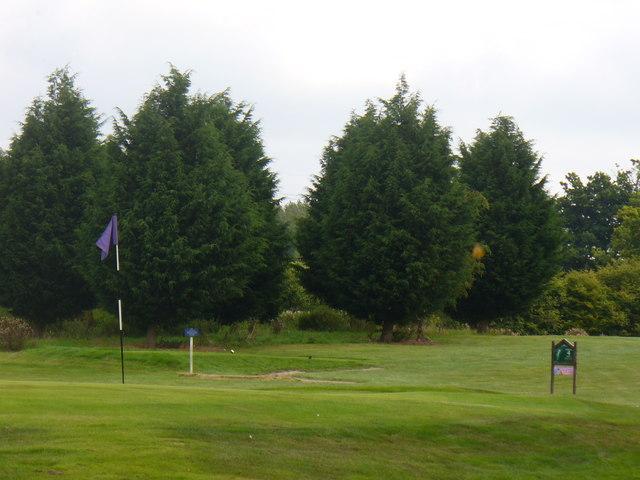 Worldham Park Golf Course