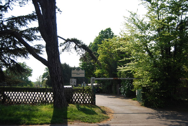Memorial Playing Field, Paddock Wood