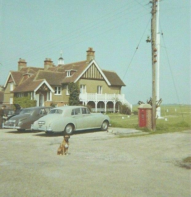 Littlestone Golf Club in 1969