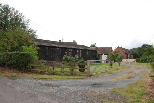 Blymhill Grange, Blymhill, Staffordshire