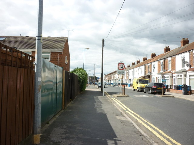 Belmont Street, Hull