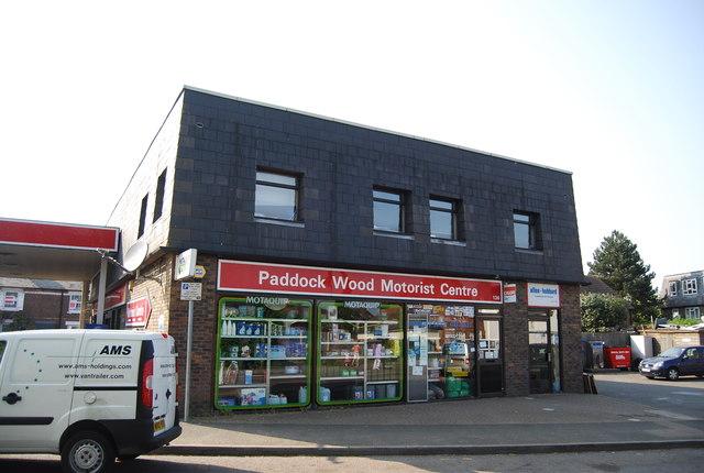 Paddock Wood Motorist Centre