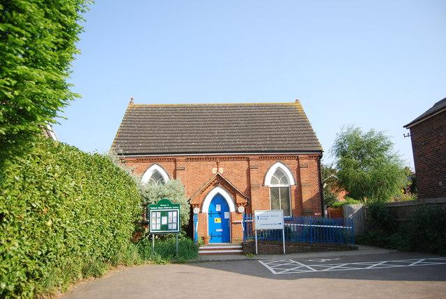 Wesley Centre, Paddock Wood
