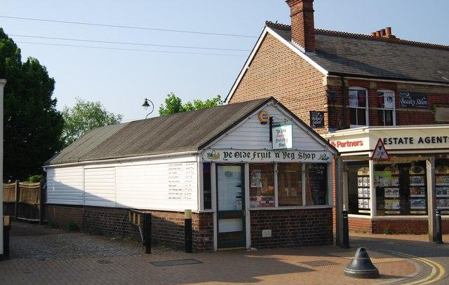 Ye Olde Fruit and Veg Shop
