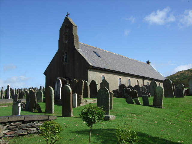 Maughold Parish Church