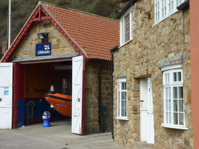 Lifeboat Station, Staithes