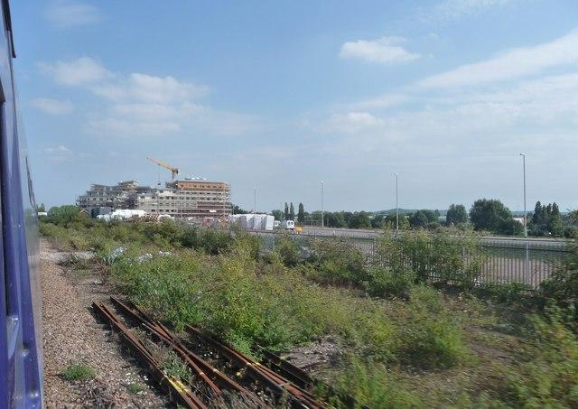 Taunton : Railway Side