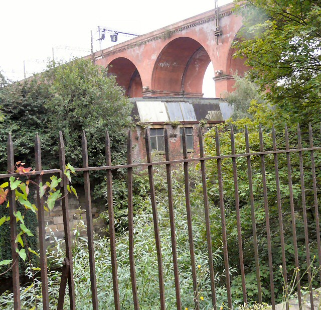 Viaduct from Astley Street