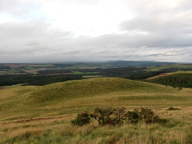 Clevage Hills