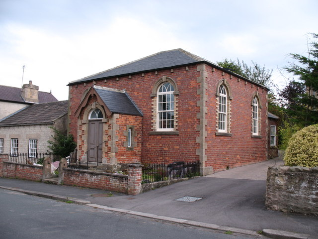 Methodist chapel, Newton le Willows
