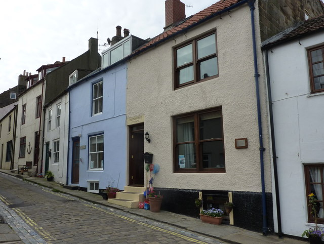 Captain Cook's Cottage, Staithes