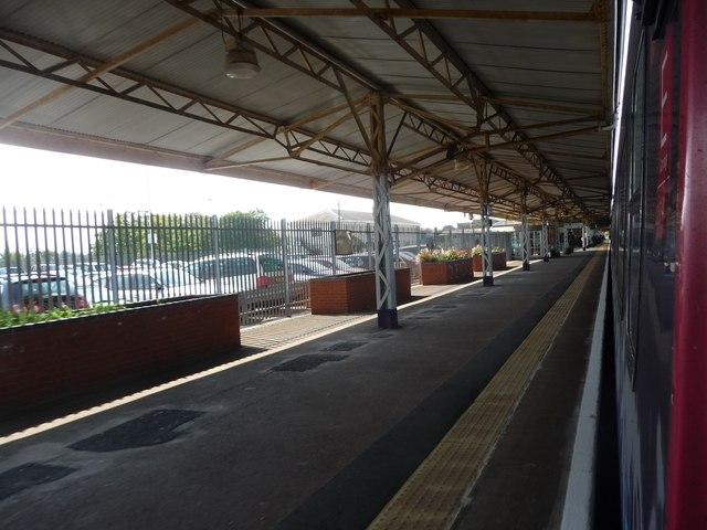Taunton : Taunton Railway Station