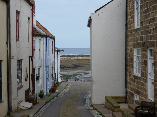 Church Street, Staithes