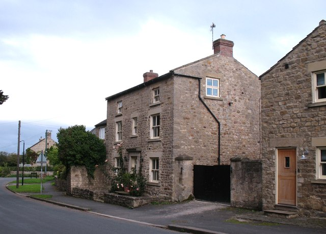 Village houses, Newton le Willows