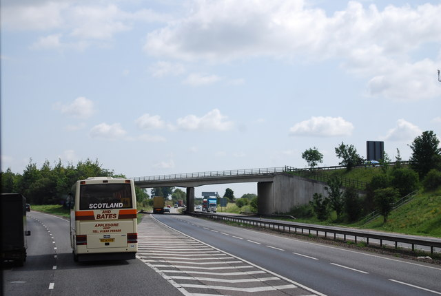 A11 / A14 junction