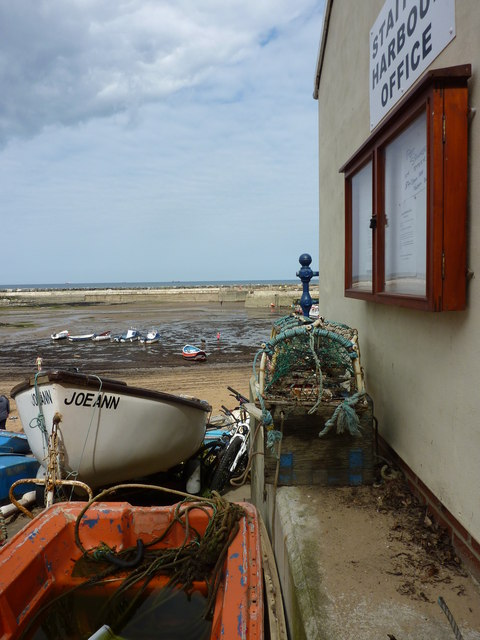 Staithes Harbour Office