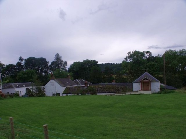 Beatock, Lochside Farm