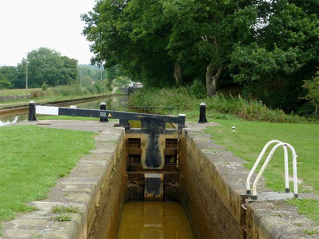 Lock No 45 near Church Lawton, Cheshire