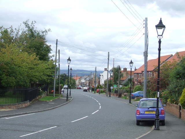 Front Street, Newbottle