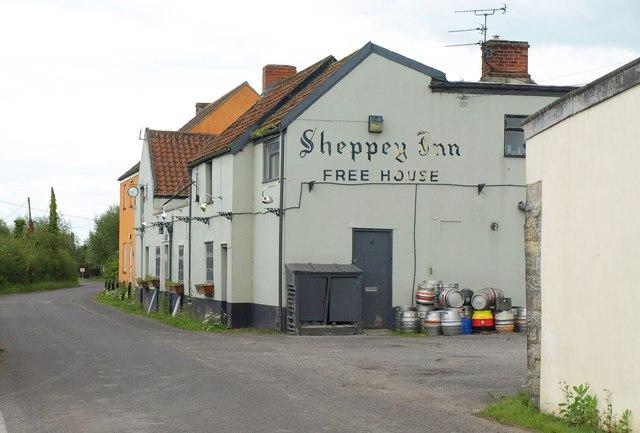 Sheppey Inn, Godney