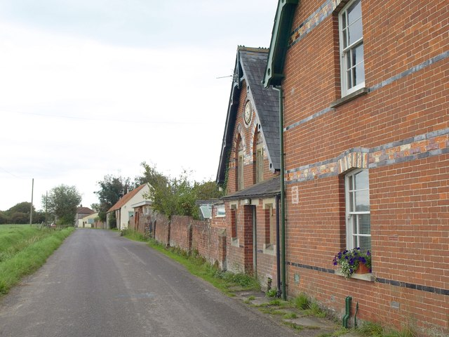 Former school, Upper Godney