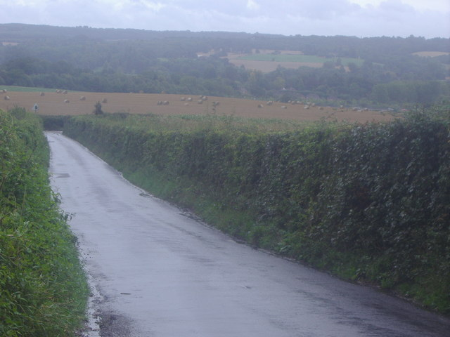 View from Brasted Hill