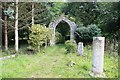 TG1431 : Mannington Church - Churchyard by John Salmon
