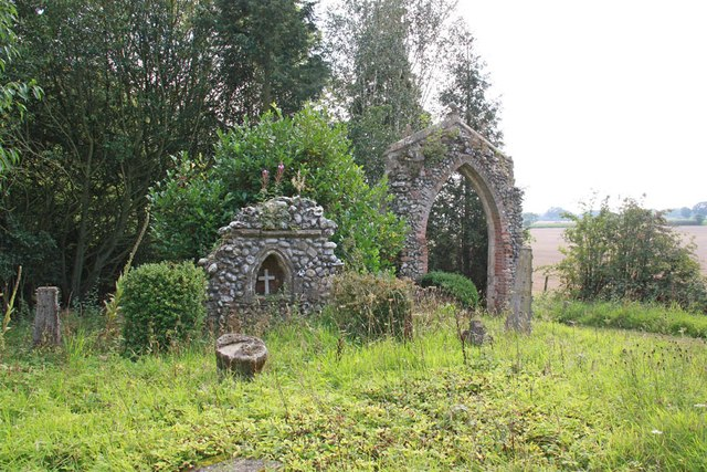 Mannington Church Ruin
