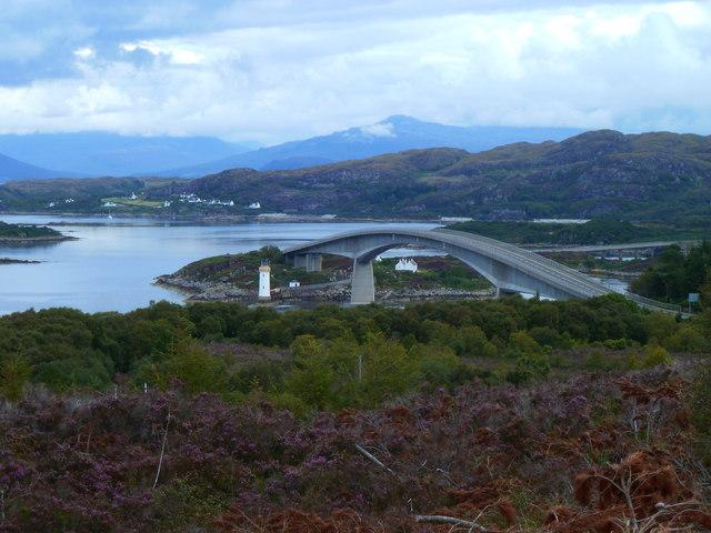 Skye Bridge in context