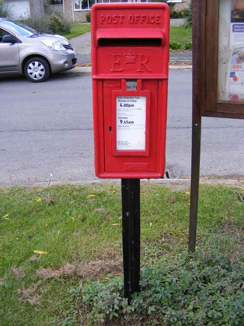 2,Newlands Postbox