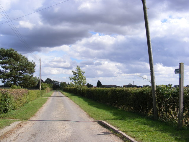 The Entrance to Villa Farm