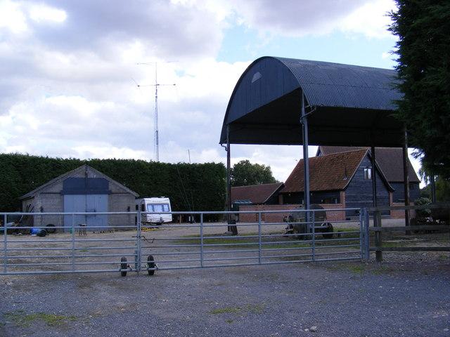Shrubbery Farmyard